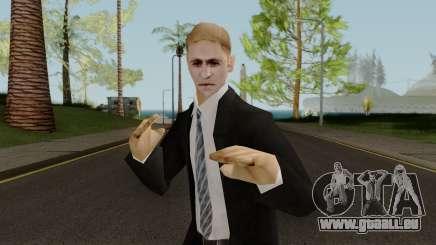Detective Male pour GTA San Andreas