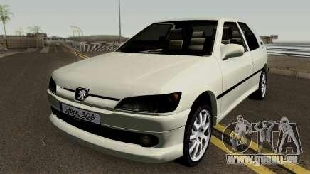 Peugeot 306 MQ für GTA San Andreas