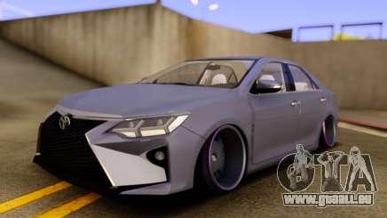 Toyota Camry V55 Sedan für GTA San Andreas
