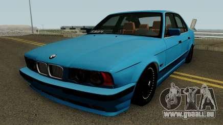 BMW E34 525i 1994 pour GTA San Andreas