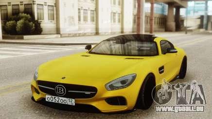 Brabus 700 Coupe pour GTA San Andreas