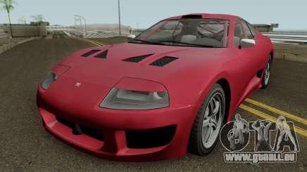 Dinka Jester Classic (r2) GTA V für GTA San Andreas