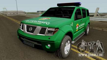 Nissan Pathfinder Hatarorseg pour GTA San Andreas
