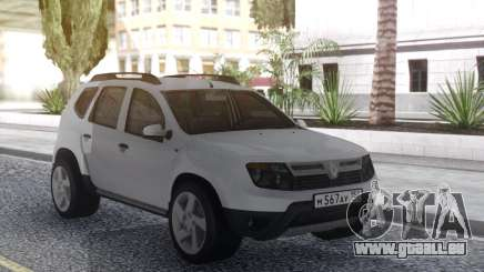 Renault Duster Stock 2012 pour GTA San Andreas