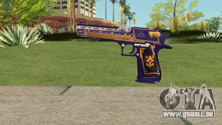 Desert Eagle From Zula pour GTA San Andreas