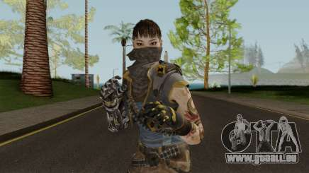 Call of Duty Black Ops 3 : Seraph Specialist pour GTA San Andreas
