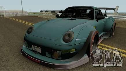 Porsche 993 Rauh Welt Begriff Rotana 1993 für GTA San Andreas