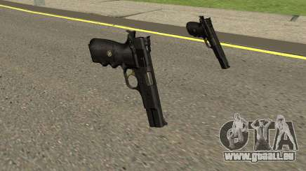 Browning Hi-Power Custom pour GTA San Andreas