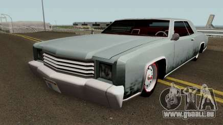 Retextured HD Albany Buccaneer v1.0 für GTA San Andreas