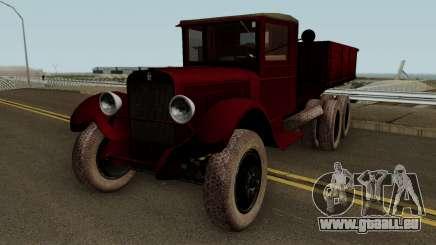 DIE ZIS-6, 1934 IVF für GTA San Andreas