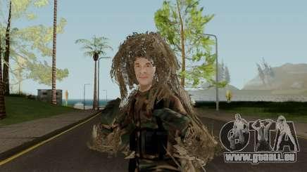 Army Sniper pour GTA San Andreas