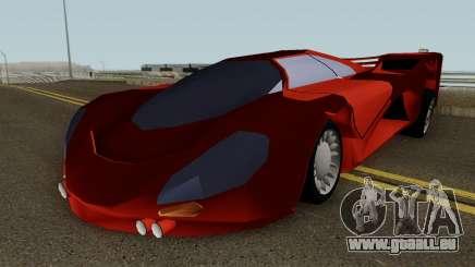 FZR2000 NFS2SE pour GTA San Andreas