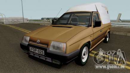 Skoda Favorit Pickup Worker pour GTA San Andreas