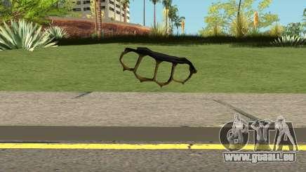 Brass Knuckles HQ (With HD Original Icon) für GTA San Andreas