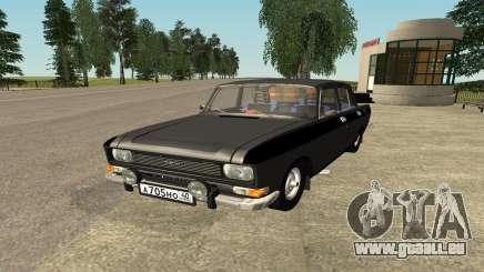 AZLK 2140 Noir pour GTA San Andreas