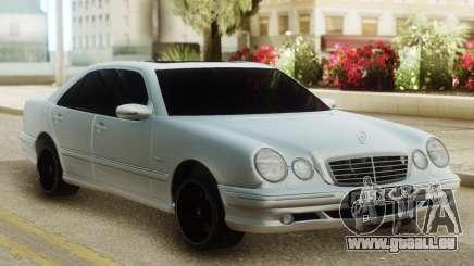 Mercedes-Benz W210 E55 AMG pour GTA San Andreas