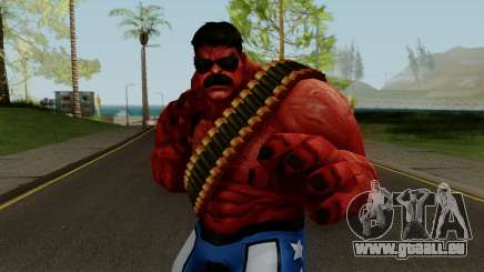 MFF Red Hulk USA Avengers für GTA San Andreas