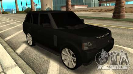 Range Rover Vogue Supercharged für GTA San Andreas