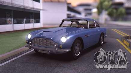 Aston Martin DB5 Agent 007 für GTA San Andreas
