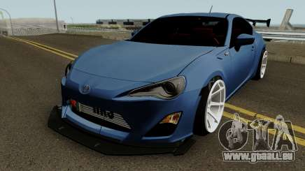 Toyota GT86 High Quality pour GTA San Andreas