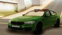 BMW M5 F90 Toplights pour GTA San Andreas