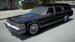 Cadillac Fleetwood Hearse 1978