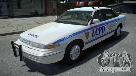 Ford Crown Victoria LCPD 1995 für GTA 4