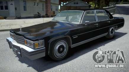 Cadillac Fleetwood Brougham 1978 für GTA 4