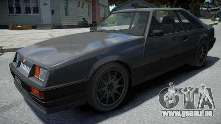 Uranus Custom pour GTA 4