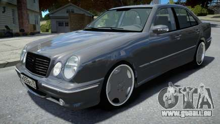 Mercedes-Benz W210 E55 AMG für GTA 4
