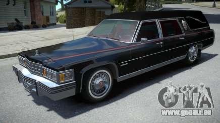 Cadillac Fleetwood Hearse 1978 für GTA 4