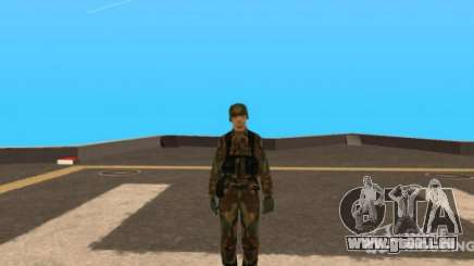 New Army Skin pour GTA San Andreas
