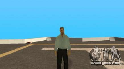 New Hmyri Skin pour GTA San Andreas