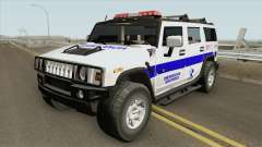Hummer H2 Ambulance