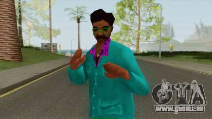 New Bmost Skin pour GTA San Andreas