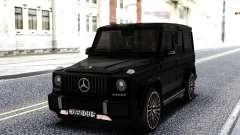 Mercedes-Benz Black G63 AMG für GTA San Andreas