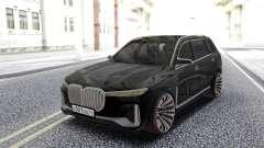 BMW X7 2017 Offroad pour GTA San Andreas