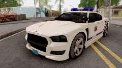 Bravado Buffalo 2013 Hometown PD Style für GTA San Andreas