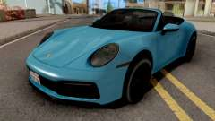 Porsche 911 Carrera 4S Cabriolet 2020