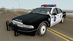 Chevrolet Caprice 1991 Police für GTA San Andreas