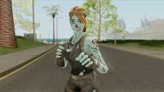 Ghoul Trooper Female From Fortnite für GTA San Andreas