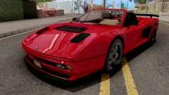 GTA V Grotti Cheetah Classic Spyder