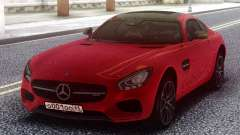 Mercedes-Benz Red AMG GT pour GTA San Andreas
