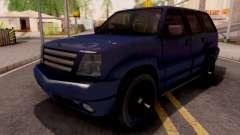 Albany Cavalcade Custom Model für GTA San Andreas