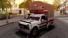 Lada Niva Con Estacas pour GTA San Andreas
