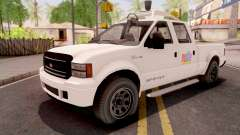 GTA V Vapid Sadler Nudle Self-Driving Car pour GTA San Andreas