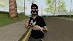 Skin Random From GTA ONLINE pour GTA San Andreas