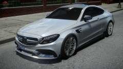 Mercedes-Benz C63 Brabus ENB Version