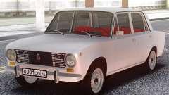 VAZ 2101 Blanc Classiques pour GTA San Andreas