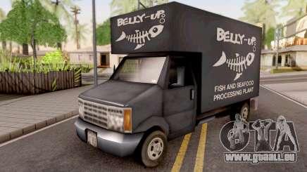 Triad Fish Van from GTA 3 pour GTA San Andreas